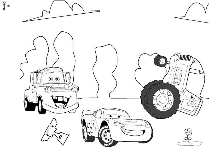 Coloriage cars - Coloriage de cars gratuit ...