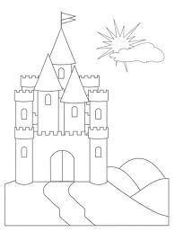 Comment dessiner un chateau - Dessiner princesse disney ...